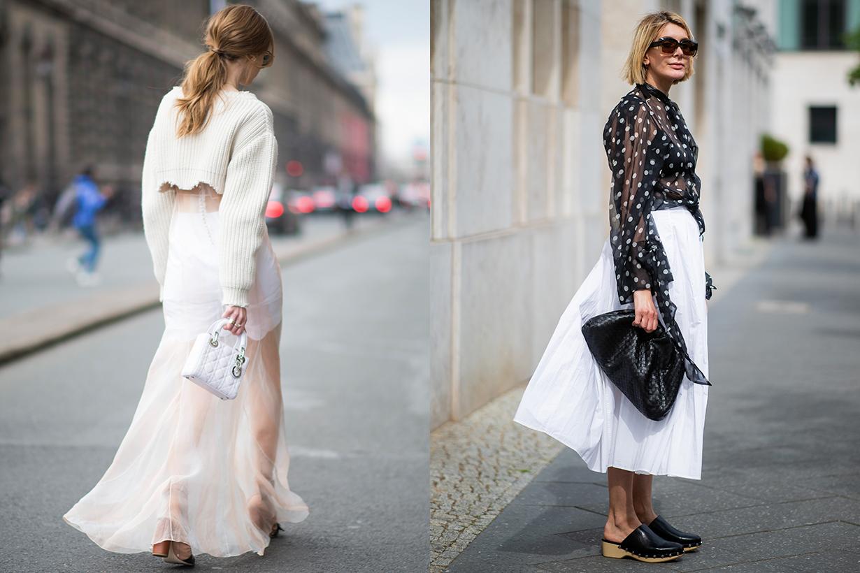 Elsa Hosk Wears Dior Wooden Clogs