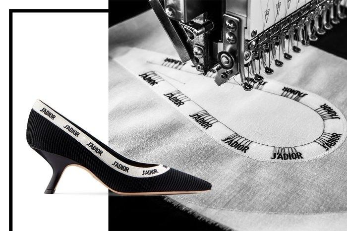 Dior J'Adior 鞋子出新款!細看工序才發現暗藏玄機