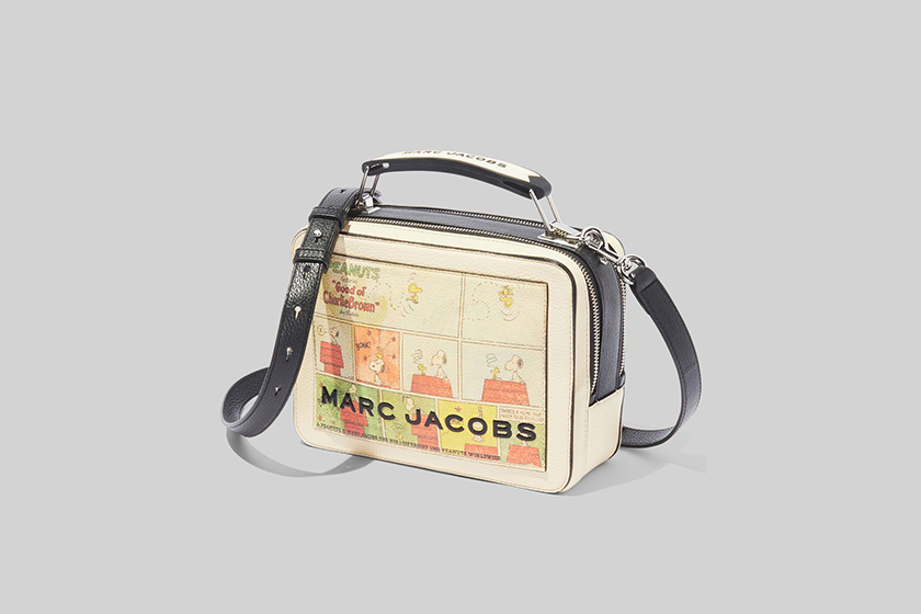 The Marc Jacobs x Snoopy The Peanuts collection