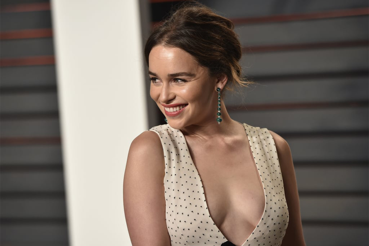 Emilia Clarke Gets Emotional Responding to Fans Who Fundraised for Her Charity
