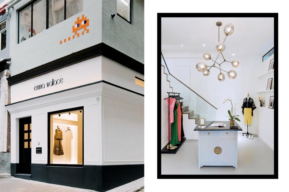 Emma Wallace Sheung Wan Store