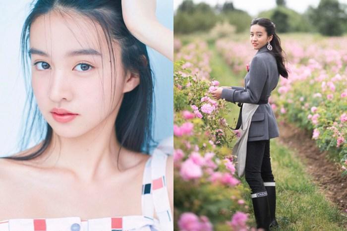 木村光希近期因「素顏、大長腿」登上熱搜,引起騷動:這才是 16 歲啊!