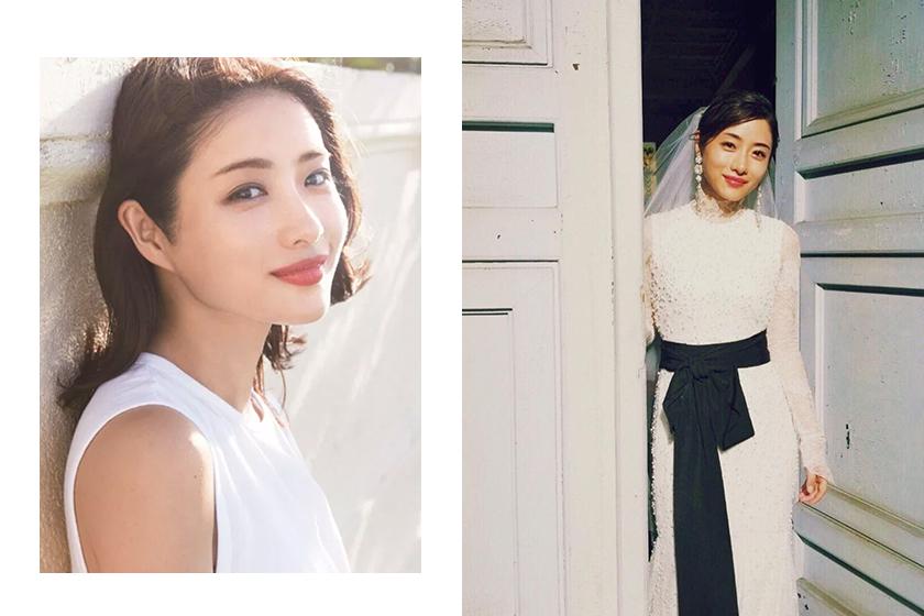 ishihara satomi marriage Japanese actresses