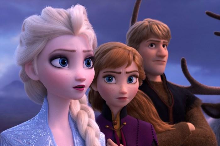 Elsa 是同性戀嗎?網民在《Frozen 2》的預告片找到線索!