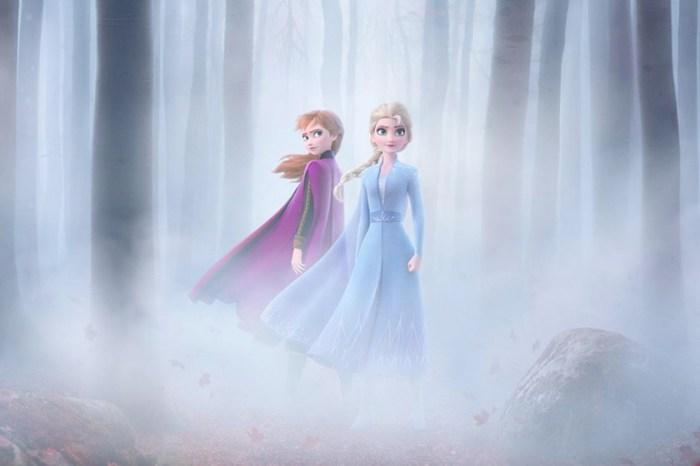 新預告登場前夕,Disney 先悄悄發佈了《Frozen 2》的最新海報!