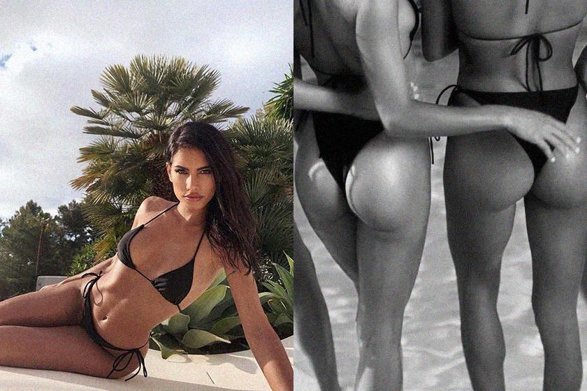 fast fashion missguided one pound bikini