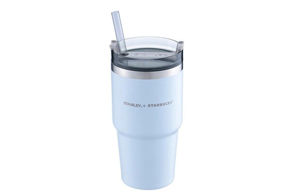 Starbucks x Stanley blue Collection 2019 summer