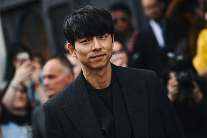 好久不見孔劉:整身黑色西裝現身 Louis Vuitton 男裝秀,帥到讓人心跳漏一拍!