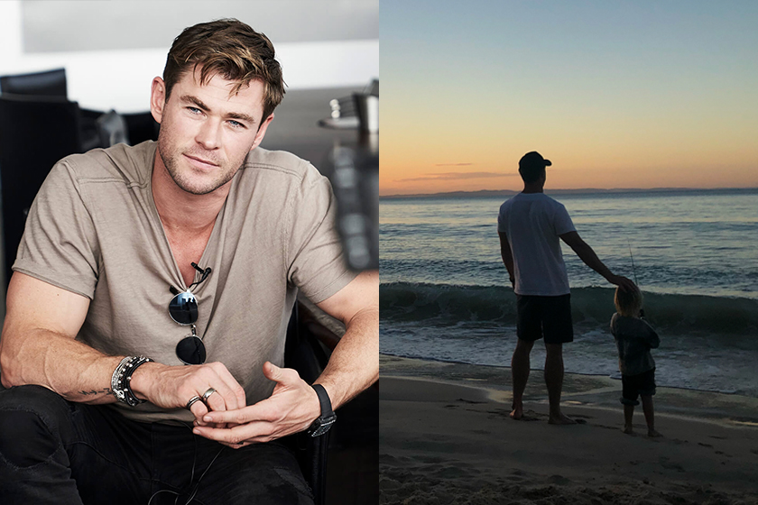 Chris Hemsworth announces he's quitting Hollywood