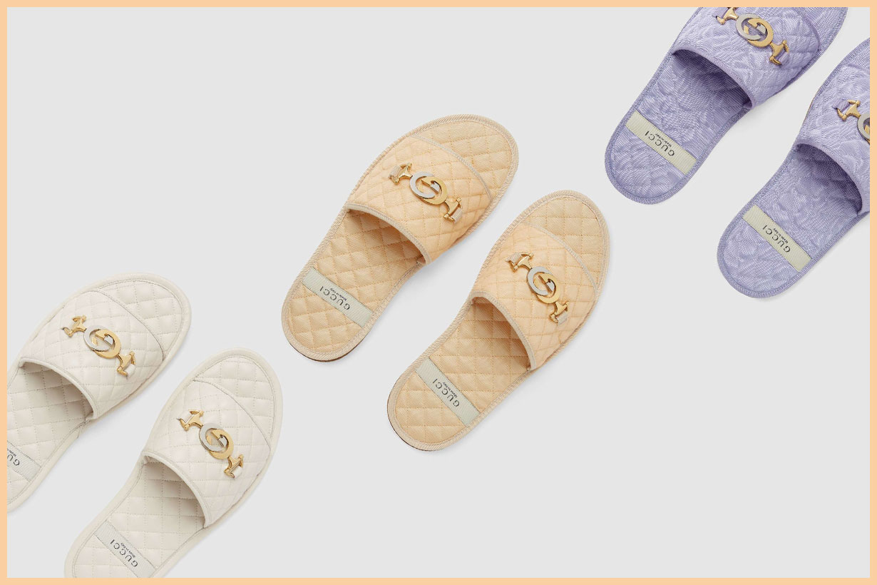 Gucci Fall-Winter 2019 Slide Sandals
