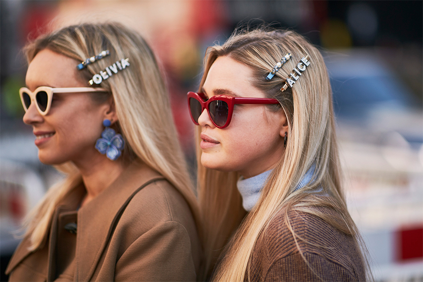 hair clip Barrette trend