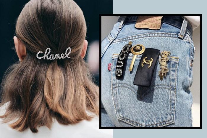 街拍大流行的小配件:由平價到貴價,15 款能 Upgrade 造型的精緻髮夾!