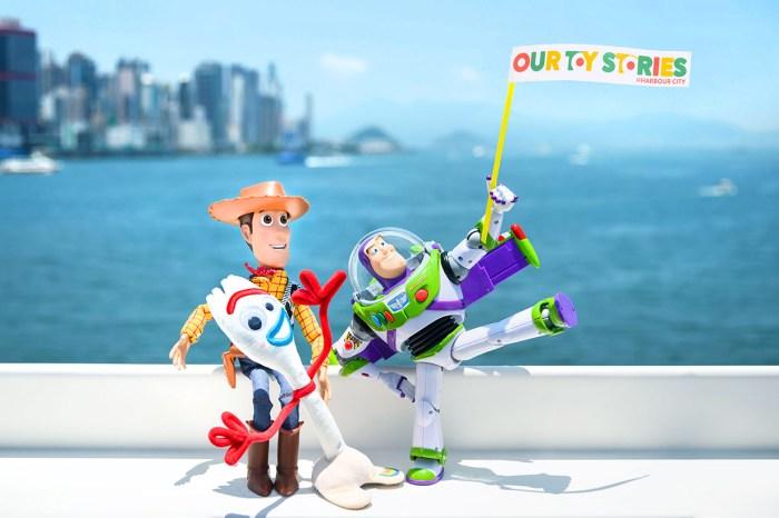 今個夏日必到節目:到海港城進入《反斗奇兵》電影世界中玩翻天!