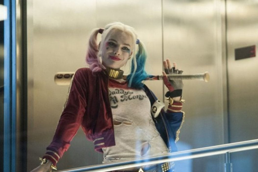Harley Quinn Birds of Prey New Look Leaks Suicide Squad Margot Robbie