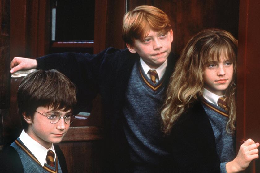 Harry Potter Tom Felton Rupert Grint Weasleys Malfoys reunion