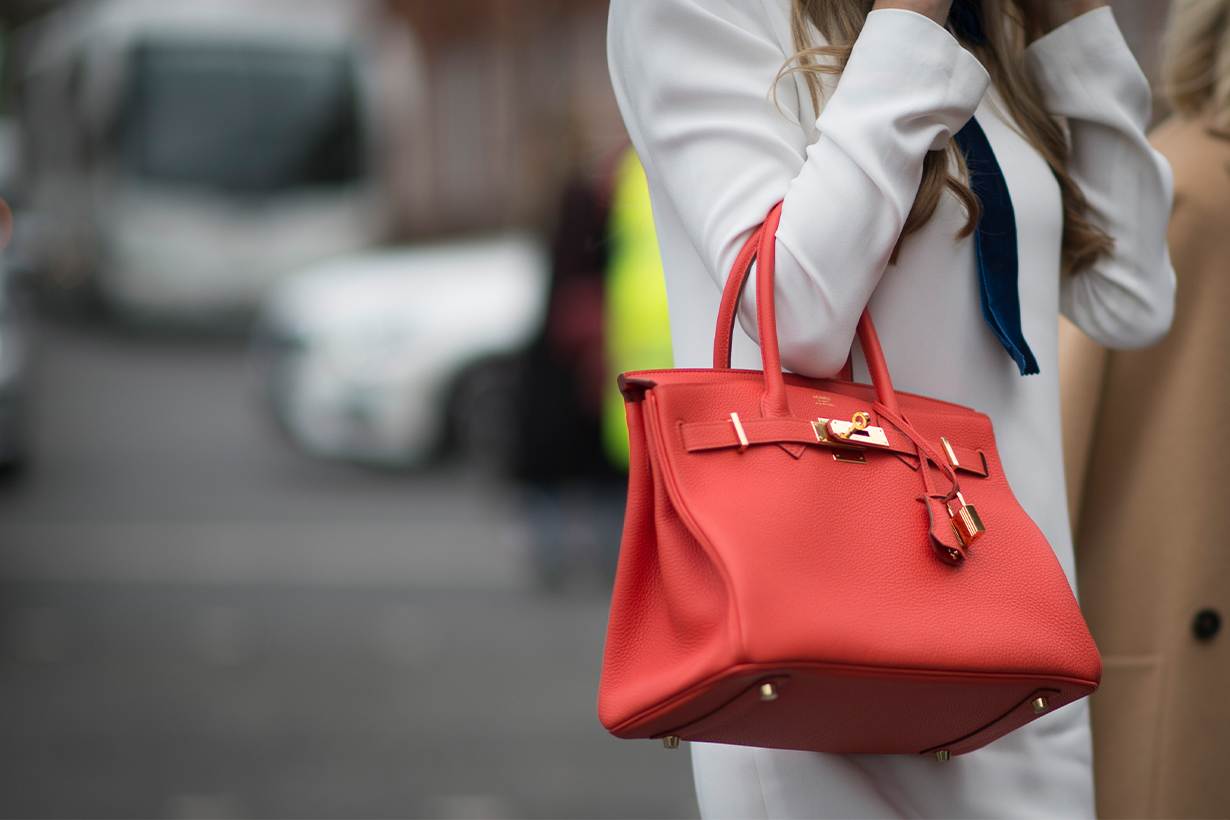 Hermès Birkin bag sells for £162,500 in London auction