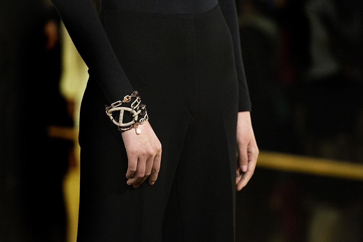 Hermes Enchainements libres High Jewelry