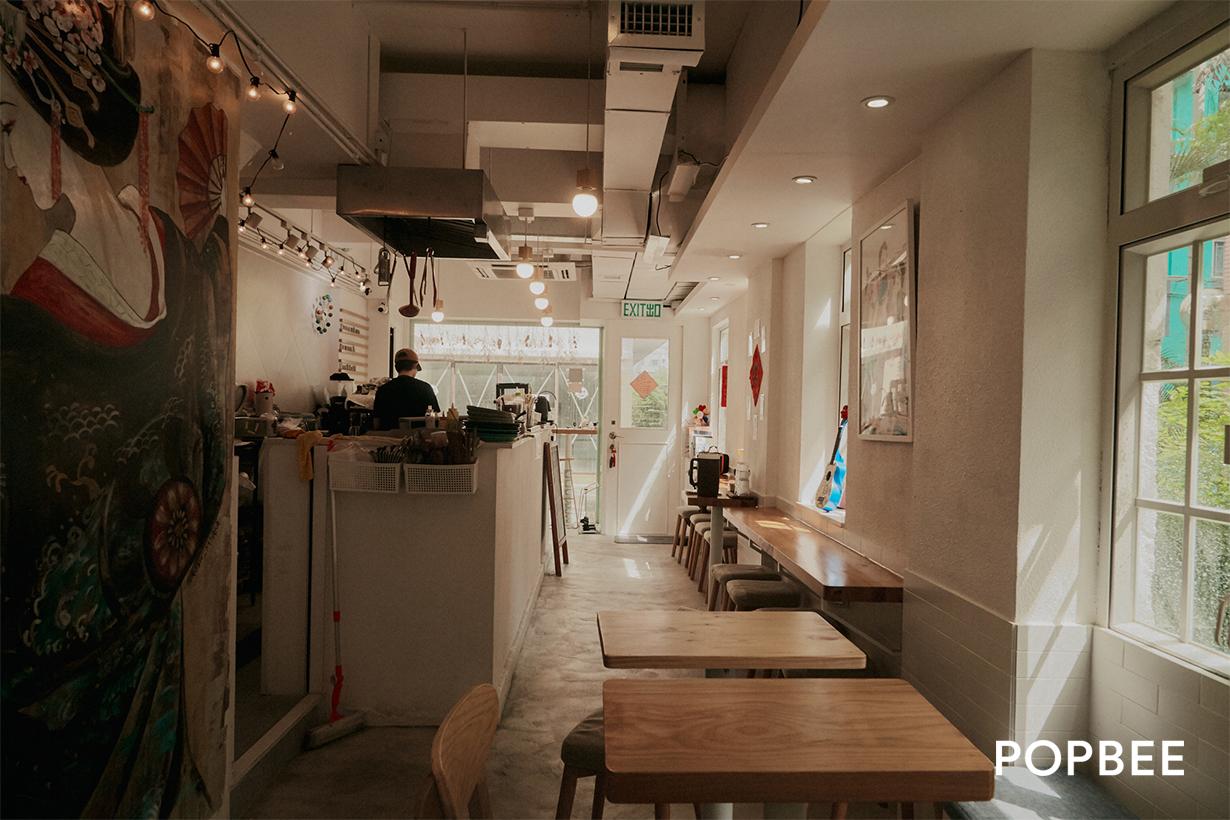 3rd Space in Sheung Wan Hong Kong