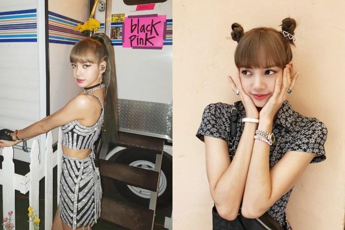 原來 BLACKPINK Lisa 的眼妝不但非常簡易,還很適合日常!