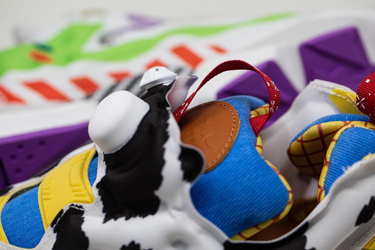 BAITx  Reebok Instapump Fury Toy Story sneaker