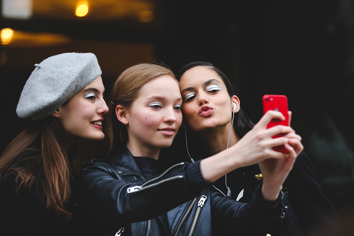 YOOX NET-A-PORTER GROUP Incredible Girls of the Future