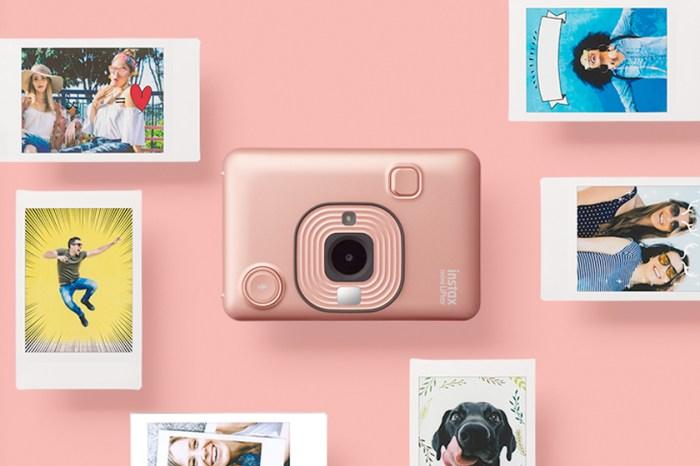 能把回憶保存得更完整,Fujifilm 推出能夠「記錄聲音」的即影即有相機!