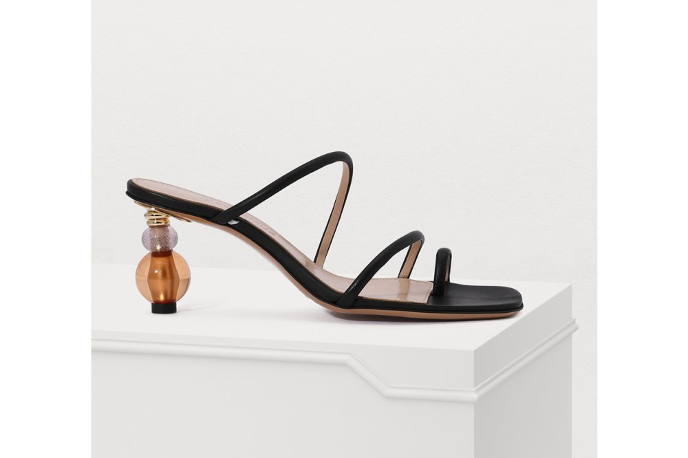 Jacquemus Noli Heeled Sandals
