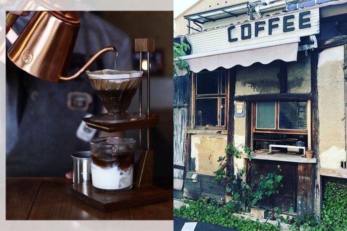POPBEE 編輯部推介:最美日本咖啡店!這 5 家 Cafe 都讓我們流連忘返