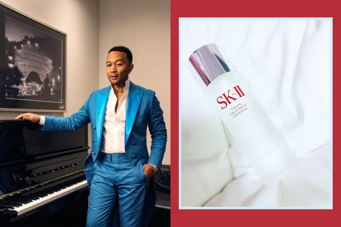 果然是鬼才!John Legend 竟然為 SK-II 神仙水作曲,還要這麼好聽!