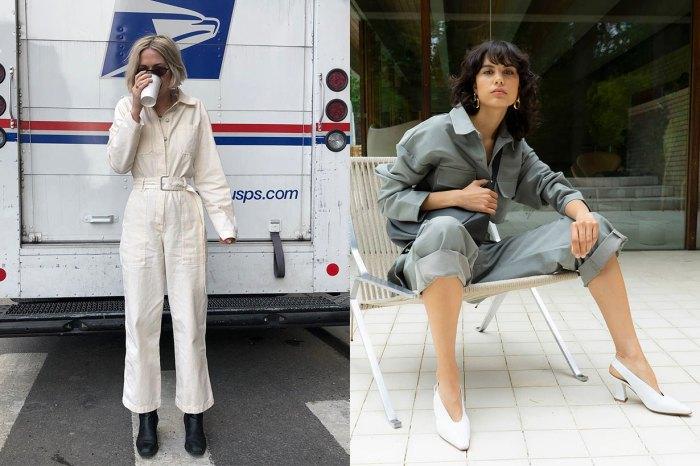 最省時的夏日穿搭!紐約女孩興起「連身工作服」