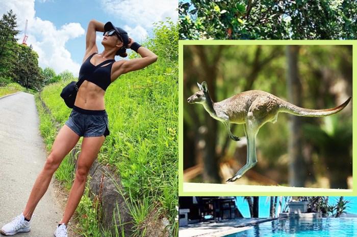 比跑步更快燒脂!韓國女生的最新減肥潮流,竟然是扮袋鼠跳?