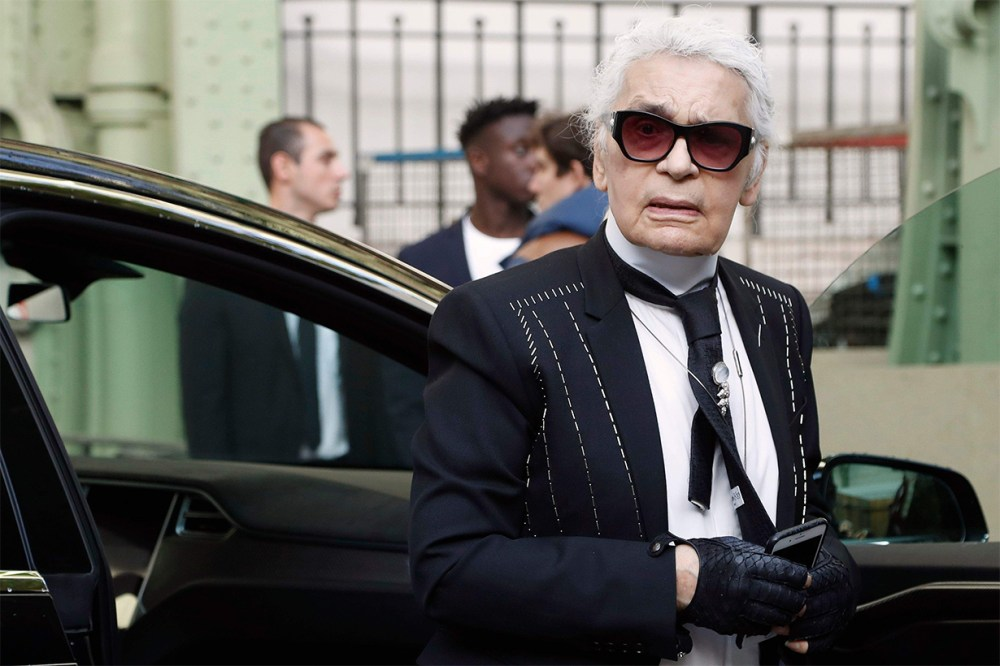 Karl Lagerfeld Creative Director