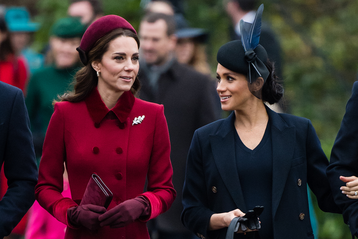 "Meghan Markle and Kate Middleton Had Issues ""Seeing Eye to Eye"" With Their Charity"