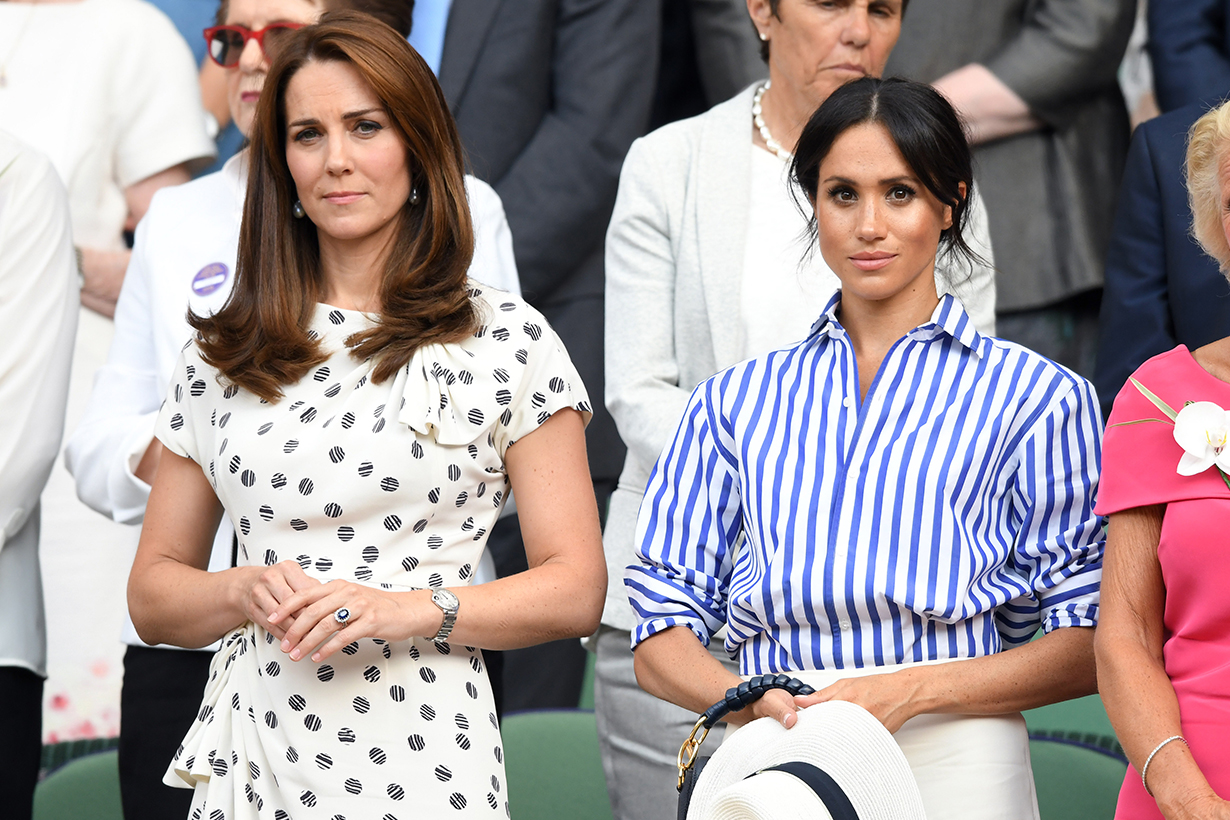 Meghan has almost twice as much fashion influence as Kate does