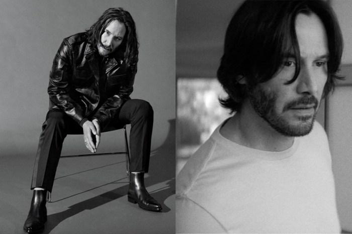 意識到自己多了「 Internet's Boyfriend」的新頭銜,Keanu Reeves 愣住的反應太可愛了!
