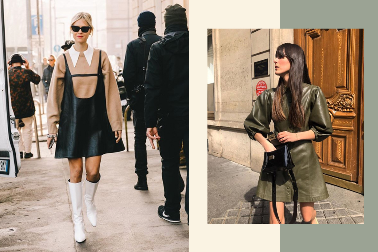 How To Wear Leather In Summer Weather