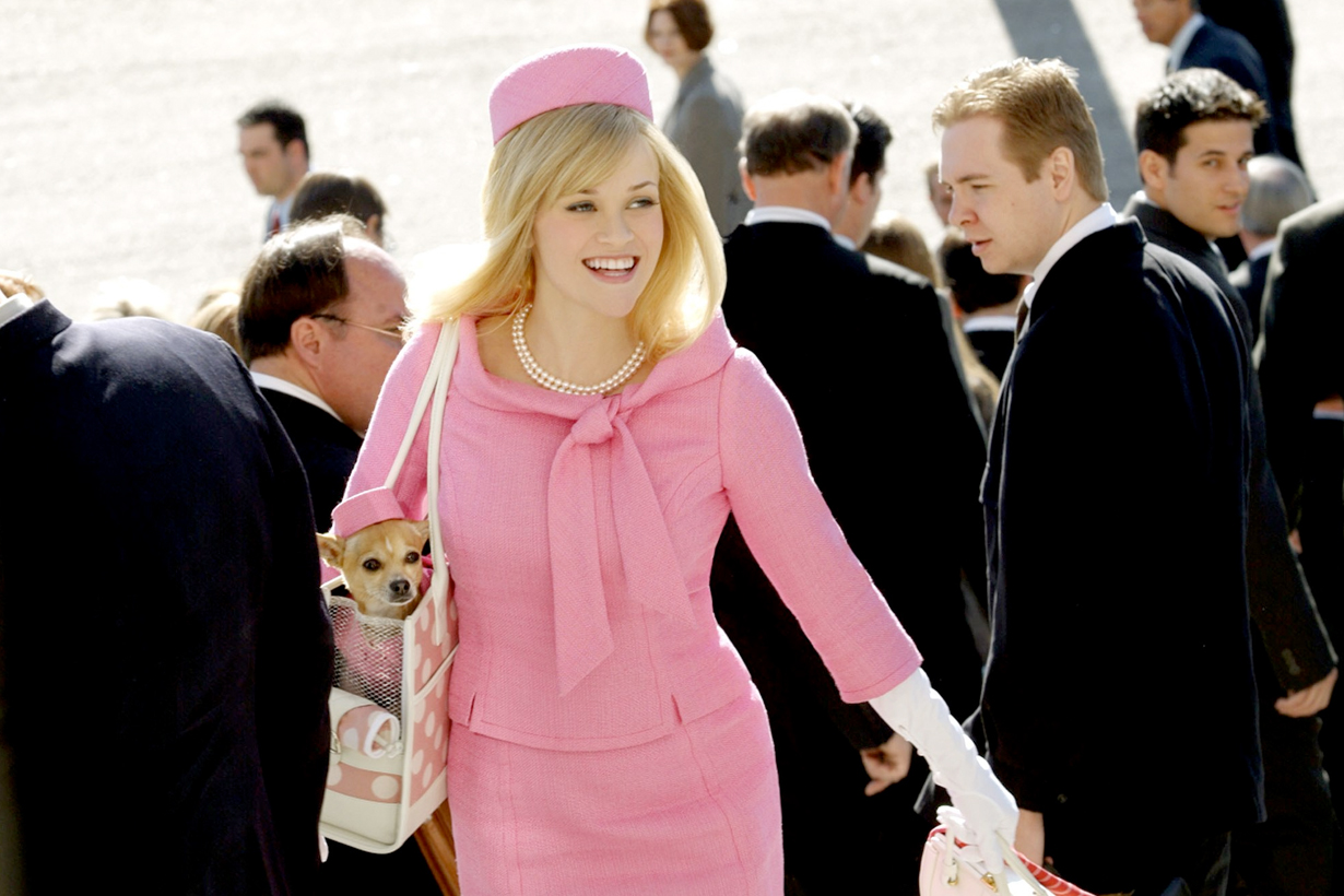 legally blonde 3 reese witherspoon happening