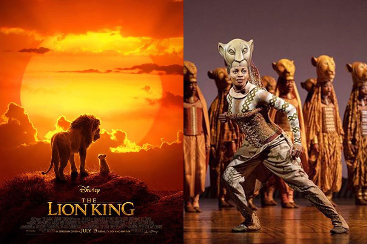 Lion King Musical Hong Kong
