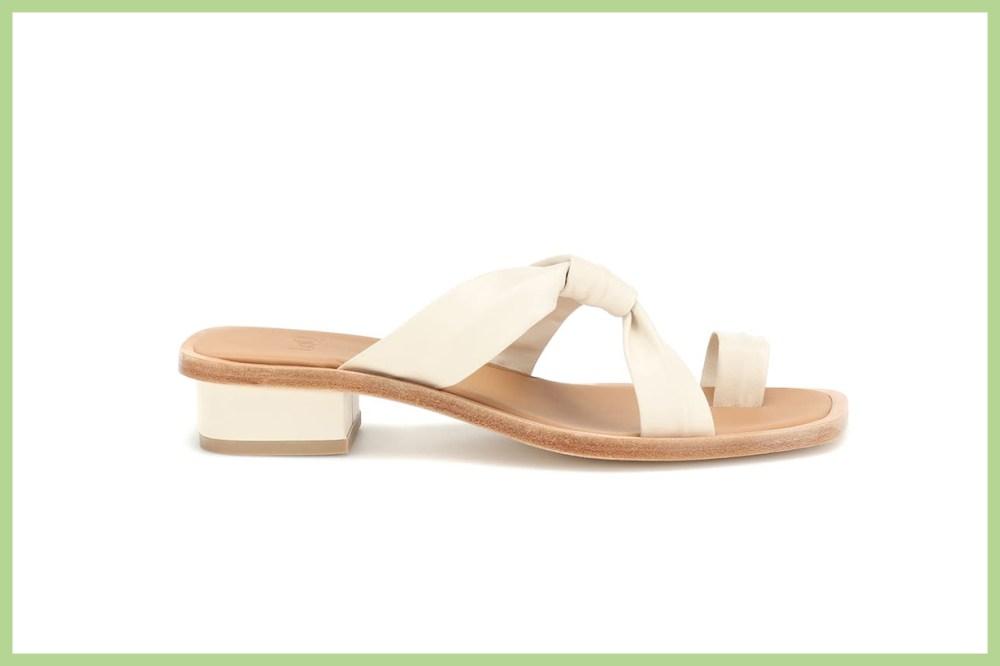LOQ Pau Leather Sandals