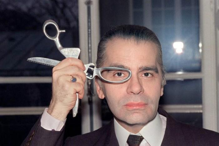 Karl Lagerfeld 最後的聯乘系列?將與 L'Orèal Paris 合作推出美妝產品!