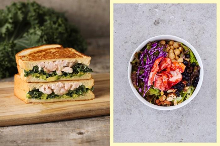 Luke's Lobster 推出限定菜單「酪梨三明治、野莓沙拉」加上肥美龍蝦,絕對是夏日不二之選!