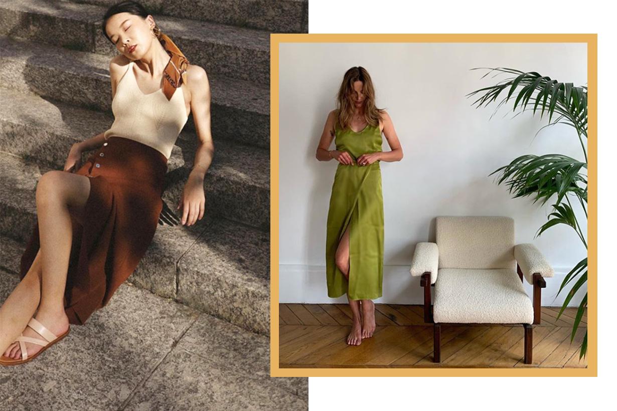 Mango Tie Dye Skirt Instagram Trend