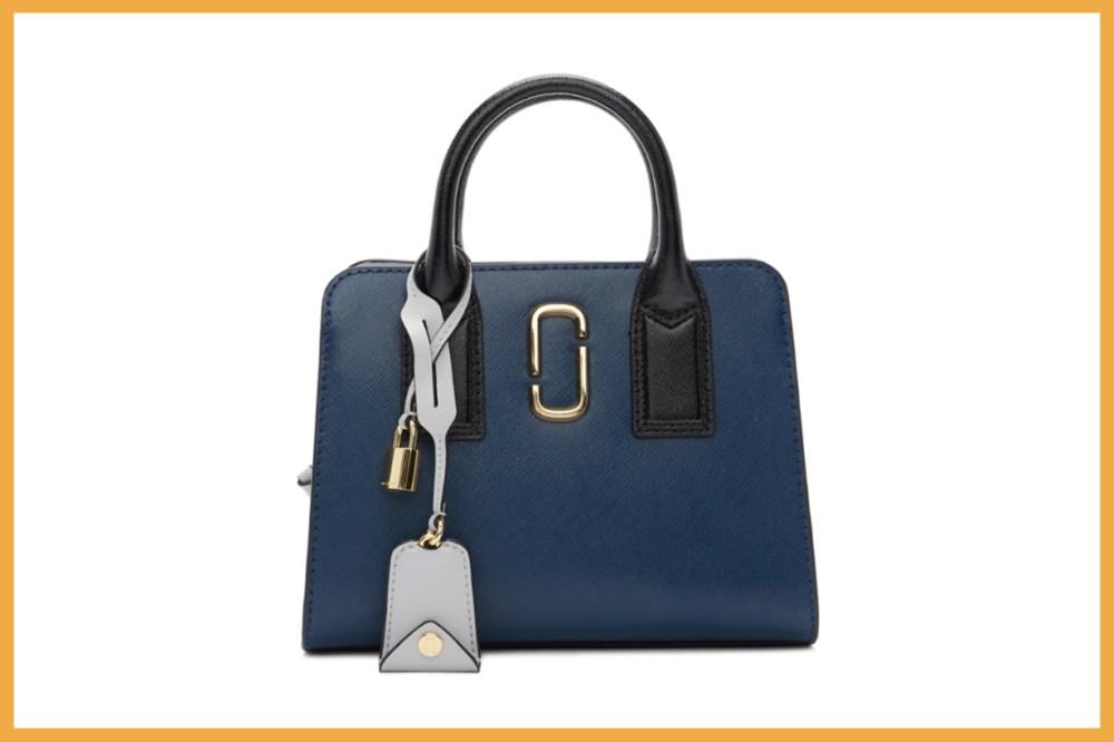 Marc-Jacobs-Blue-&-Black-Little-Big-Shot-Bag