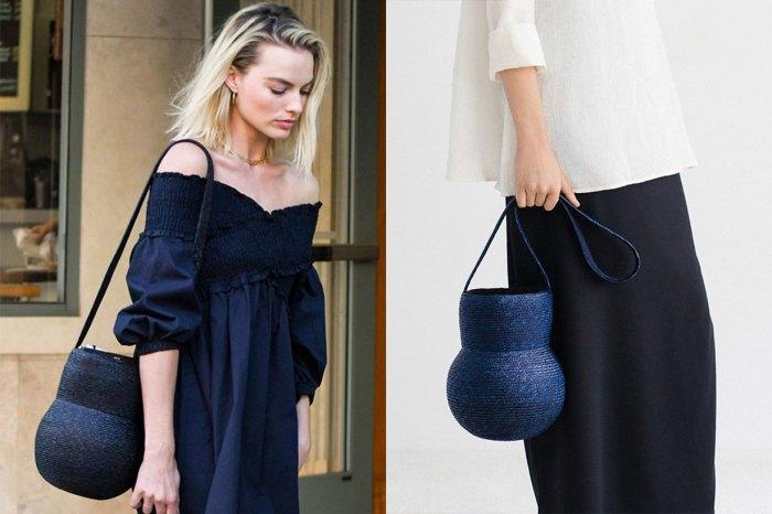 Margot Robbie 穿的裙子竟來自 Zara !就連手袋款也被網民起底