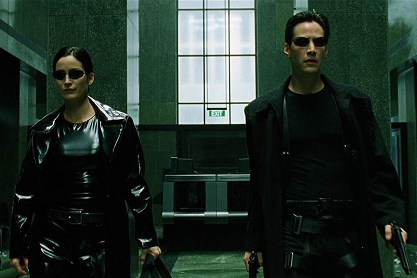 matrix movie reboot Keanu Reeves Michael B Jordan the wachowskis