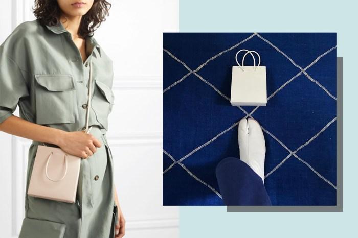 下半年 It Bag 已出爐!小眾價格+極簡設計,妳忍得了手嗎?