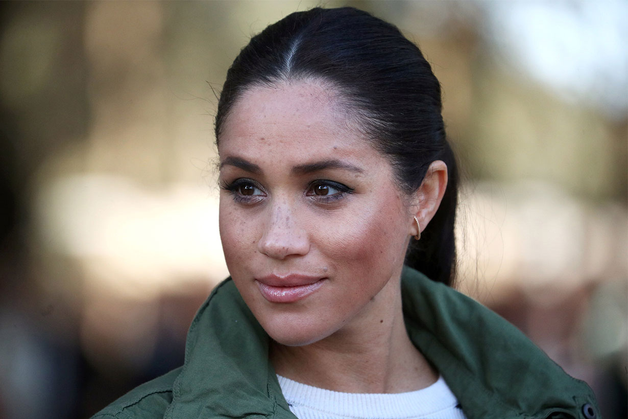 Meghan Markle Will Guest Edit, Appear in the September Issue of 'British Vogue'