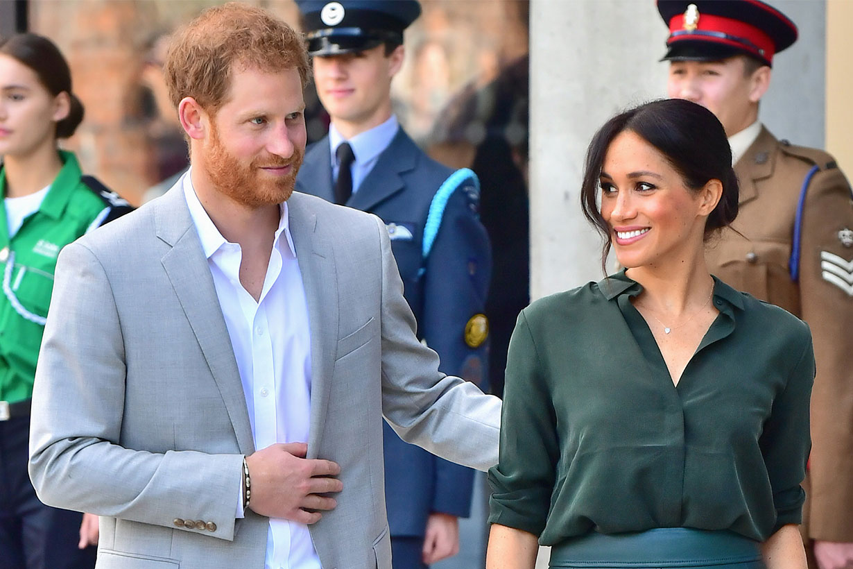 Meghan Markle pushing out Prince Harry's friends drama