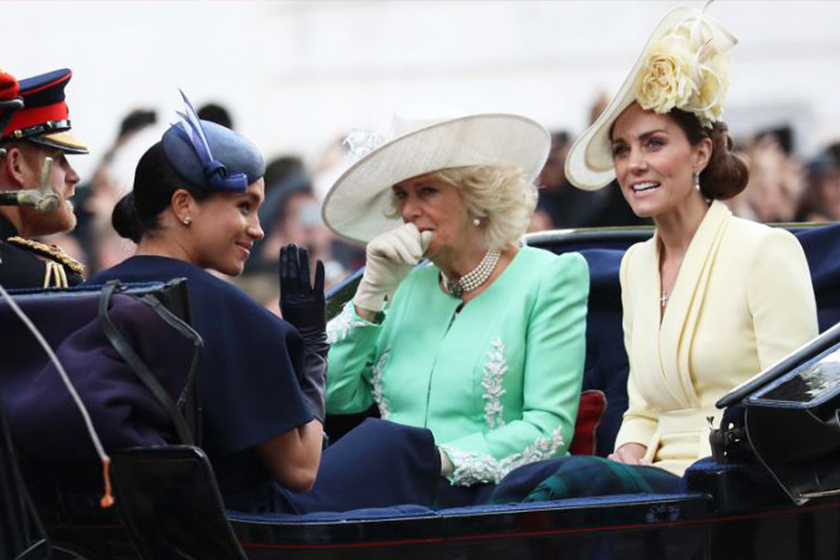 meghan-markle-kate-middleton-trooping-the-colour-2019-tense-carriage-ride4