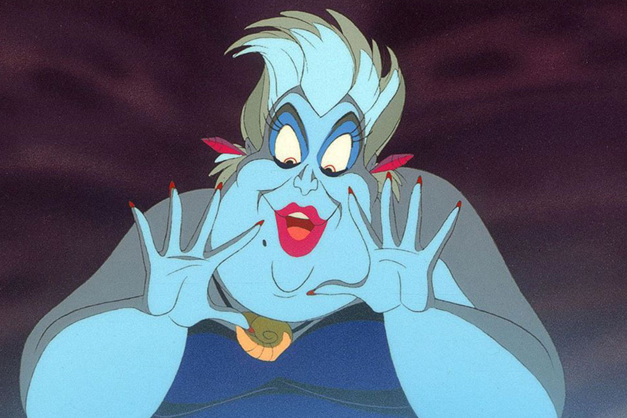 melissa mccarthy play-ursula in little-mermaid
